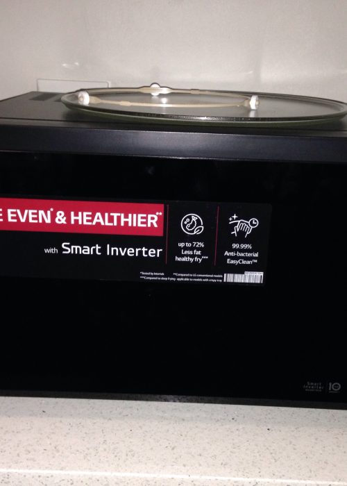 LG NeoChef turns heads with Smart Inverter Technology