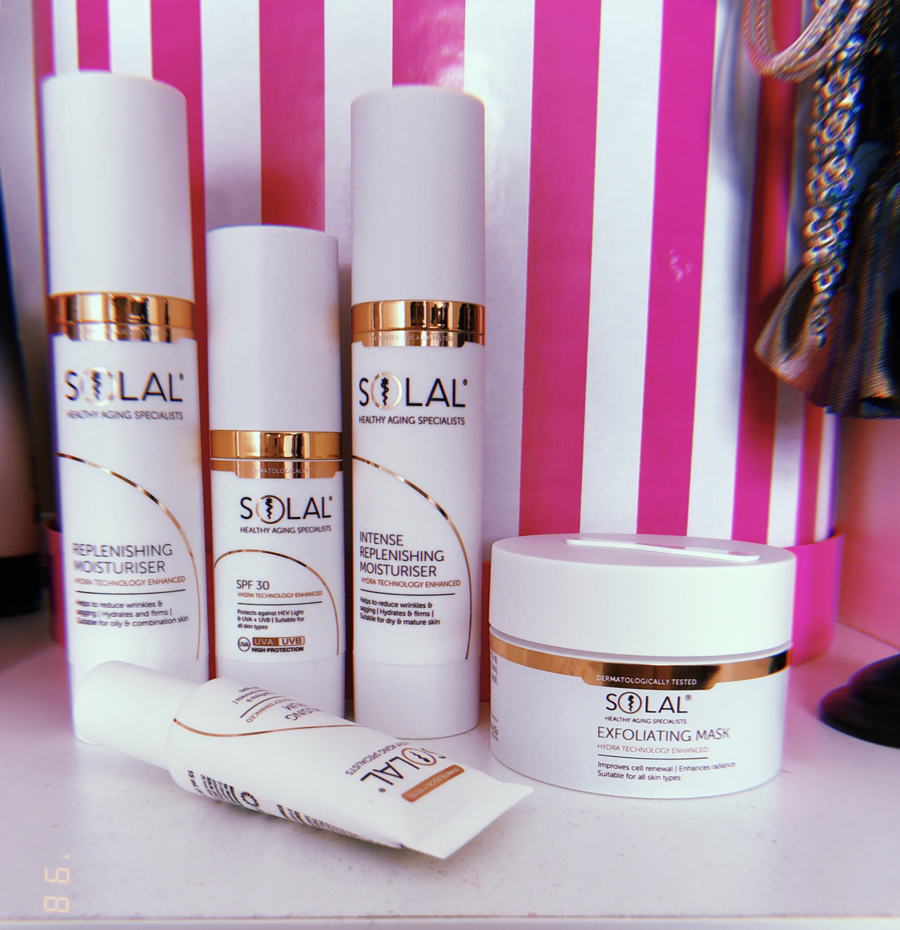 You are currently viewing Solal skincare – Review