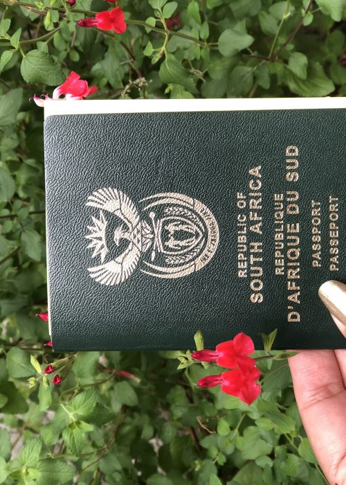 Travel- how to apply for a Passport