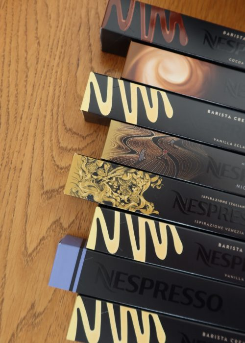 Nespresso Coffee capsules review