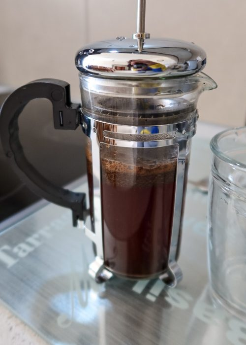 How to make the Perfect Plunger Coffee